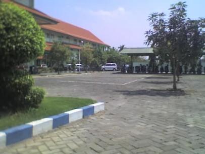 View Kantor dari Masjid
