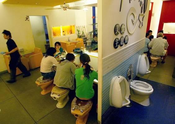 restaurant WC